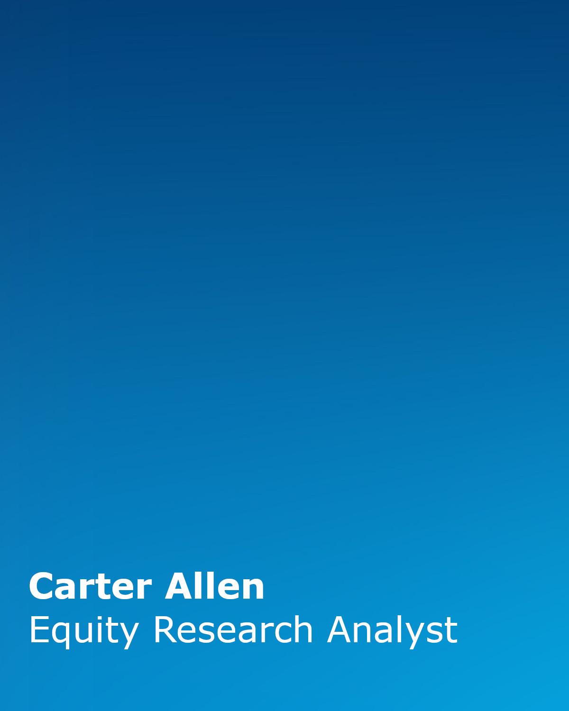 Carter Allen